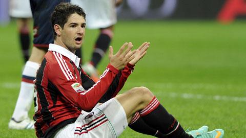 AC Milan và lời nguyền số 9