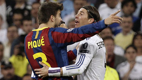 ĐT Tây Ban Nha căng thẳng vì Pique