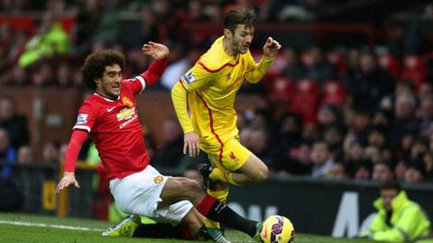 Đội hình dự kiến trận M.U vs Liverpool