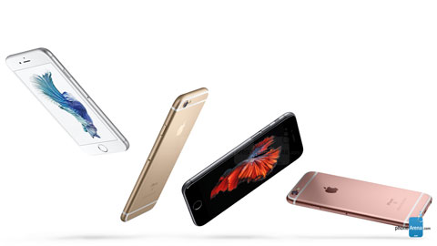 4+1 tính năng không mới của iPhone 6s so với đối thủ Android