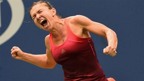 Halep đối đầu Pennetta, Serena Williams gặp Vinci ở bán kết US Open