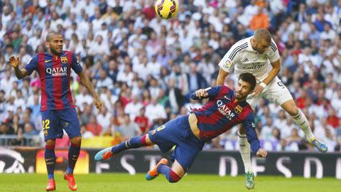 Enrique đau đầu với nhân sự trước trận gặp Atletico