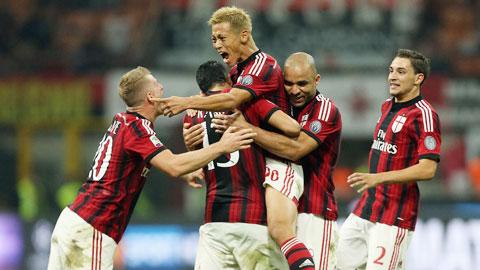 Milan cần Honda ở vị trí số 10