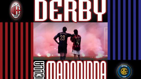 Derby della Madonnina: Biểu tượng mới, thù hận cũ
