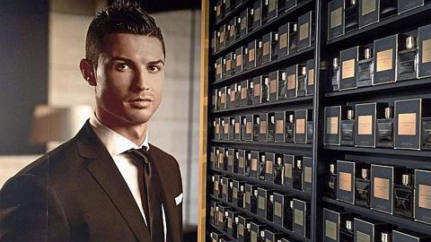 Ronaldo ra mắt nhãn hiệu nước hoa Legacy