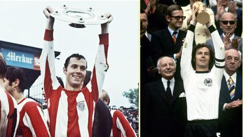 Hôm nay, Franz Beckenbauer đón sinh nhật thứ 70: Hoàng đế vĩnh cửu