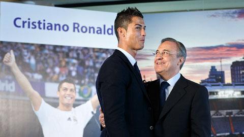 Real Madrid ra giá bán Ronaldo… 1 tỷ euro