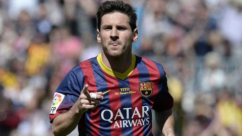 Lionel Messi: Hung thần tại Vicente Calderon