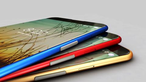 iPhone 7 concept màn hình 2K, hỗ trợ sạc pin không dây