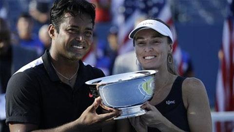 Martina Hingis giành Grand Slam thứ 19