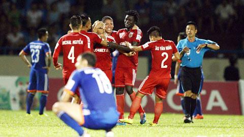 Nhận định B.Bình Dương vs QNK. Quảng Nam, 17h00 ngày 13/9
