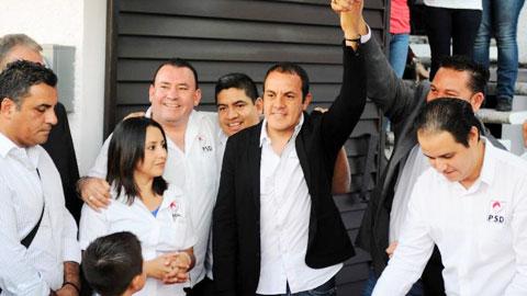 Blanco làm thị trưởng thành phố Cuernavaca