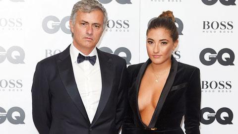Mourinho chiều con gái đặc biệt