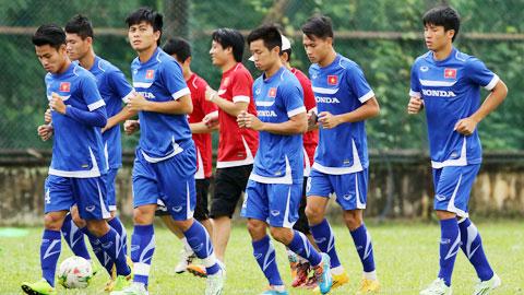 U23 Việt Nam sẽ có hơn 1 tháng chuẩn bị cho VCK U23 châu Á 2016