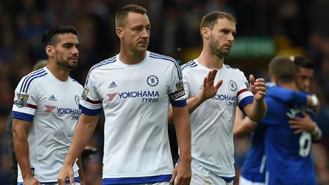 Chelsea của Mourinho chưa bao giờ tệ thế này