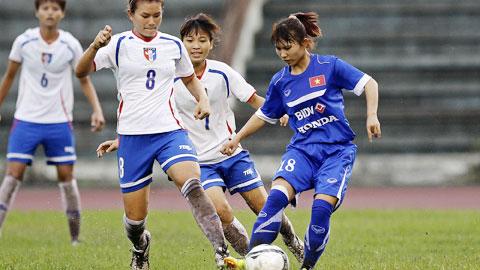 Nhận định ĐT nữ Việt Nam vs ĐT nữ Đài Loan, 16h00 ngày 14/9