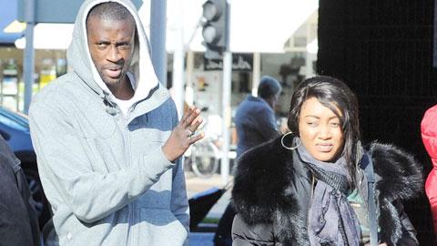 Yaya Toure không thừa nhận có con rơi