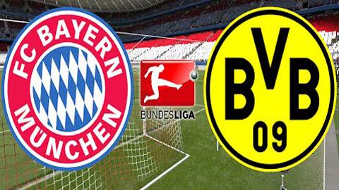 Cuộc chiến giữa Bayern và Dortmund: Cạnh tranh từ hiệu số tới... may mắn