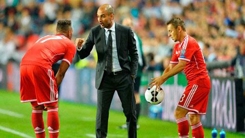 Bayern Munich: Chờ lần cuối của Pep Guardiola