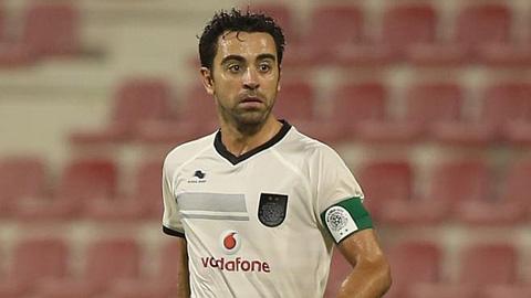 Xavi ra mắt ấn tượng tại Qatar