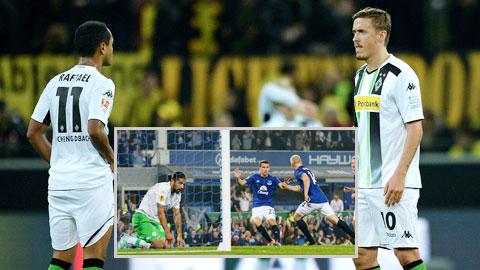Bundesliga sau 4 vòng đấu: Cái chết của những hiện tượng