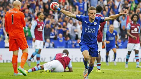 Leicester City thăng hoa ở Ngoại hạng Anh: Sự lãng mạn chưa thể chết