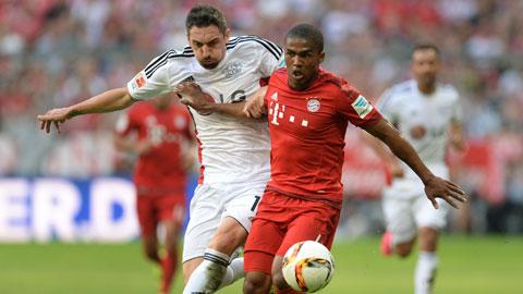 Bayern thiếu sắc bén trong dứt điểm
