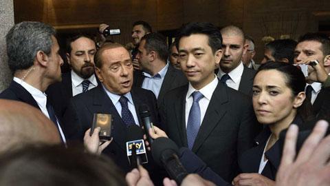 Tỷ phú Thái Lan hoàn tất mua cổ phần Milan vào ngày 1/10