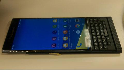BlackBerry Venice chạy Android dưới cái nhìn cận cảnh