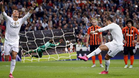 Với Ronaldo, bàn thắng là tất cả