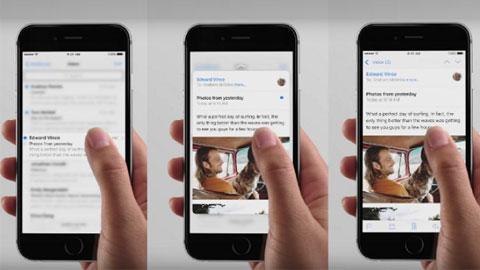 iPhone 6s có bị vô hiệu 3D Touch khi dán màn hình
