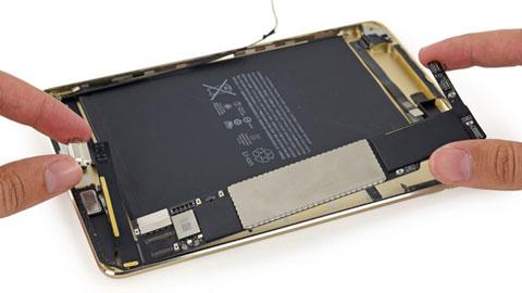 """""""Mổ"""" iPad mini 4: Pin ít hơn khoảng 30%, RAM gấp đôi thế hệ cũ"""