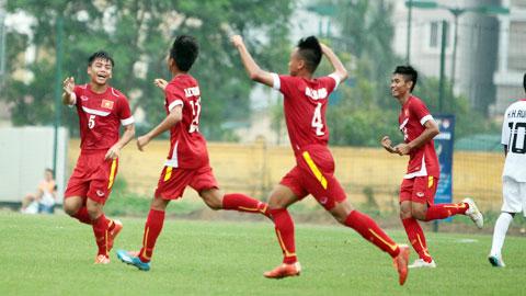 Vòng loại U16 châu Á: Thêm một chiến thắng cho U16 Việt Nam?