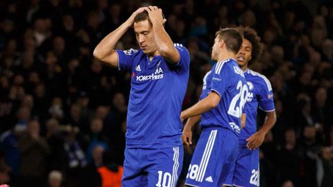 Chelsea trước trận tiếp đón Arsenal: Hazard sắp chìm vào bóng tối