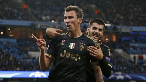 Juventus & bình minh từ phút… 70