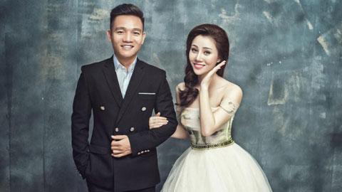 Ngắm cô dâu xinh lung linh của tiền vệ Đinh Thanh Trung