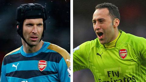 HLV Wenger tiếp tục xoay vòng vị trí thủ môn ở Arsenal