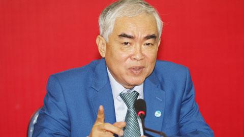 """Chủ tịch VFF Lê Hùng Dũng: """"Trước mắt không gọi Quế Ngọc Hải vào ĐTQG"""""""