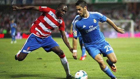 Nhận định Real Madrid vs Granada, 21h00 ngày 19/9