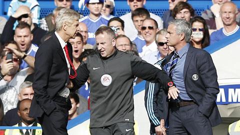Gặp lại Mourinho, cơ hội để Wenger thành kẻ ác