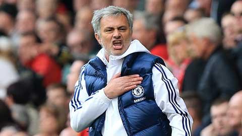 Cười lên nào, Mourinho!