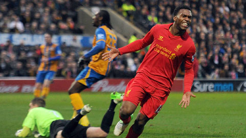 Sturridge trở lại: Liều thuốc cho Liverpool?
