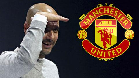 Không phải Giggs, Guardiola mới là người được chọn thay Van Gaal
