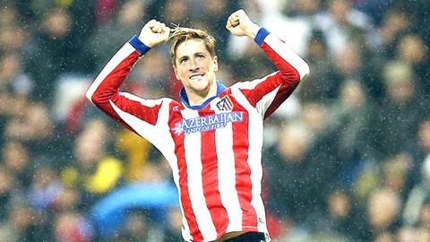 Fernando Torres hồi sinh mạnh mẽ tại Atletico