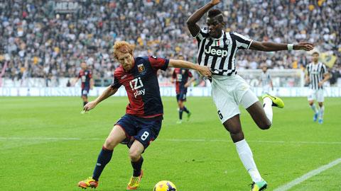 Nhận định Genoa vs Juventus, 20h00 ngày 20/9
