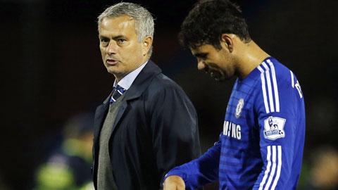 """Có """"danh sư"""" Mourinho, tất có """"cao đồ"""" Costa"""