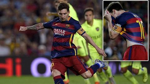 Messi đá penalty còn khó hơn lập siêu phẩm