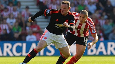 Van Gaal nên mạnh dạn để Rooney ngồi dự bị