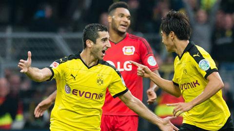 Dortmund đá để người ta yêu, đối thủ... nể