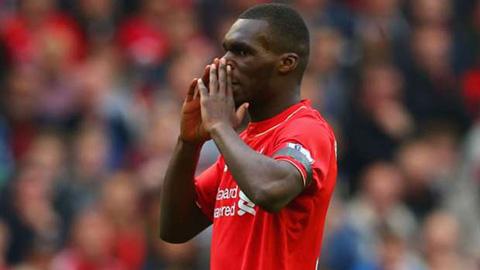 Liverpool nhận tin dữ từ Benteke